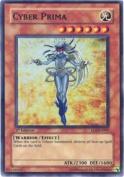 YuGiOh Enemy of Justice Cyber Prima EOJ-EN007 Rare Super [Toy]
