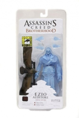 Assassins Creed Brotherhood - Ezio Auditore - Eagle Vision - 7'' - NECA