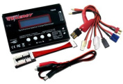 Tenergy TB6-B 50W Balancing Charger for NiMH/NiCD/Li-PO/Li-Fe/SLA Battery Packs