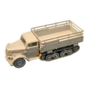 "Dragon Models 1/35 German Half-Track Truck ""Maultier"" - Smart Kit"