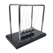 Newton's Cradle - 18cm , Marble Base