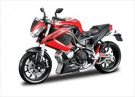 Benelli Tornado Naked Tre R160 1/12 Motorcycle by Maisto 31195