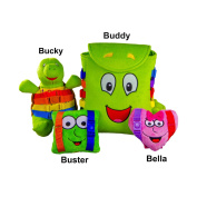 "Buckle Toy ""Buddy"" Backpack"