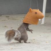 Big Head Squirrel Feeder by Accoutrements - 12325