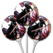 Single Source Party Supplies - 23cm Star Wars EZ Fill Balloons - Set of 3 Mylar Foil Balloons