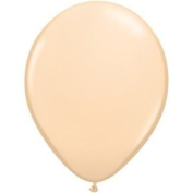 Qualatex 28cm Round Balloons, Solid Colours - Standard/Fashion