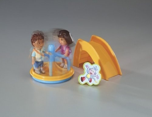 Dora Explorer & Diego Playground Cake Decorating Kit. Best ...