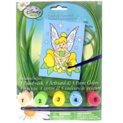 Disney Fairies Party Favours - 1 Paint by Numbers Kit