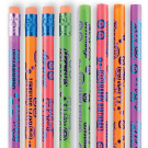 12 Thermo Happy Birthday Pencils