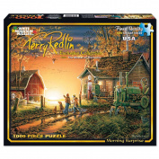 White Mountain Puzzles Terry Redlin Jigsaw Puzzle, 1000pc, 60cm x 80cm