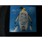Playful Penguins 550 Piece Puzzle with 2 Mini Penguins Puzzles