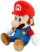Global Holdings Super Mario Wii Plush Mario