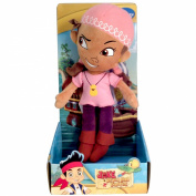 Disney's Jake and The Neverland Pirates Izzy Soft Plush Toy 25cm