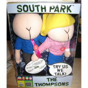 South Park The Thompsons Talking Figures