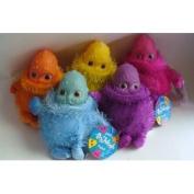 Boohbah Family of Plush Dolls - Zing Zingbah, Humbah, Jingbah, Jumbah, Zumbah ~ Set of 5