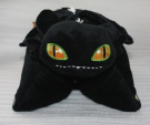 38cm How To Train Your Dragon Toothless Night Fury Plush Cushion Pillow