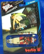 2012 Tech Deck XConcepts Longboards TD Freeride Never Summer Iron Eagle Design