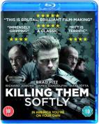 Killing Them Softly [Region B] [Blu-ray]