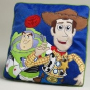 Disney Toy Story 3 Square Decorative Pillow