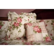Picci Rose Patch Pillow