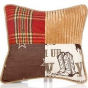 Glenna Jean Carson Patch Pillow