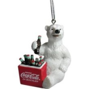 Coca-Cola Polar Bear Ornament