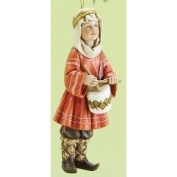 12.7cm Joseph's Studio Holiday Traditions Little Drummer Boy Christmas Orn