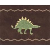 Sweet JoJo Designs Dinosaur Land Floor Rug
