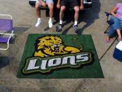 FANMATS NCAA Southeastern Louisiana Lions Nylon Face Tailgater Rug