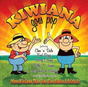 Kiwiana Goes Pop