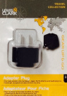 adapter plug (black)