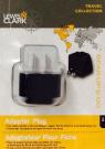 adapter plug (black)