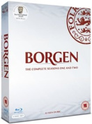 Borgen: Seasons 1 and 2 [Region 2] [Blu-ray]