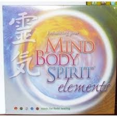 Reiki healing..music by mind body and soul series