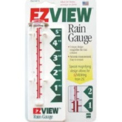 Headwind Consumer Products 820-0188 EZVIEW Rain Gauge-EZ VIEW RAIN GAUGE