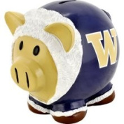 Forever Collectibles NCAA Large Piggy Bank NCAA Team
