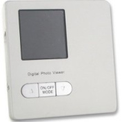 Thin 1.5 Digital Photo Viewer Frame Perfect for Wallets - Bulk