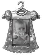 Baby Girl Outfit Special Pewter by Malden