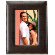 Lawrence Frames Brown-Leather-Picture-Frame-685280