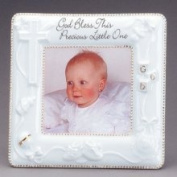 Roman, Inc. God Bless This Precious Little One Photo Frame