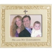 Grasslands Road Me and My Godparents Ceramic Frame