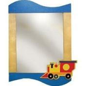 Room Magic RM10-BT Boys Like Trucks Wall Mirror