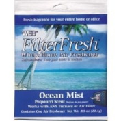 Web Products Inc Ocean Mist Scent FilterFresh Whole Home Air Freshener WOCEAN