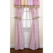 CoCaLo Jacana Drapes - 2 Panels with Tie Backs