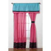 Magical Michayla Window Drapes - 2 Panels - 112cm x 206cm