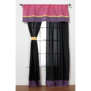 One Grace Place Sassy Shaylee Drapes - 2 Panels - 112cm x 206cm