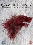 Game of Thrones: Seasons 1-2 [Region 2]