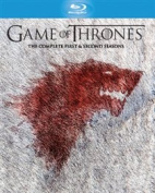 Game of Thrones: Seasons 1-2 [Region 2] [Blu-ray]