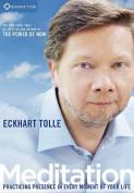 Eckhart Tolle: Meditation [Region 2]