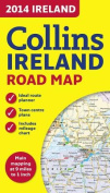 2014 Collins Map of Ireland